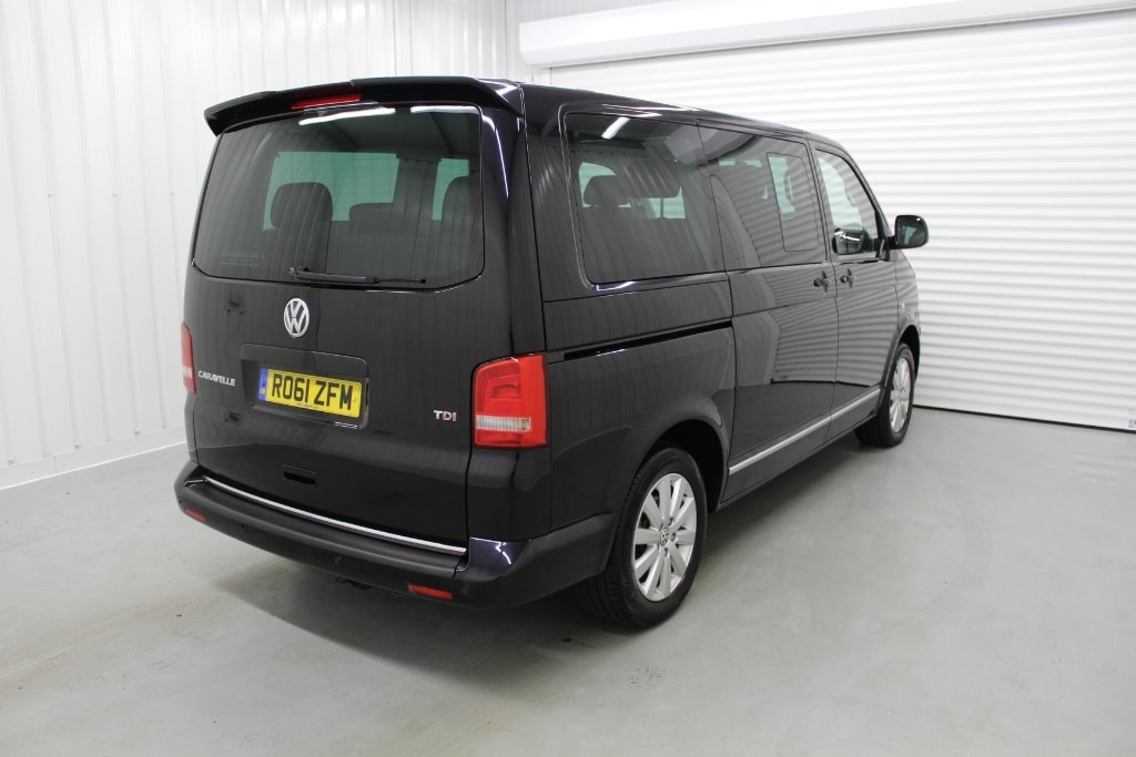 VOLKSWAGEN CARAVELLE at Click Motors