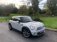 2012 MINI HATCH COOPER 1.6 COOPER D LONDON 2012 EDITION 3d 110 BHP £5850.00