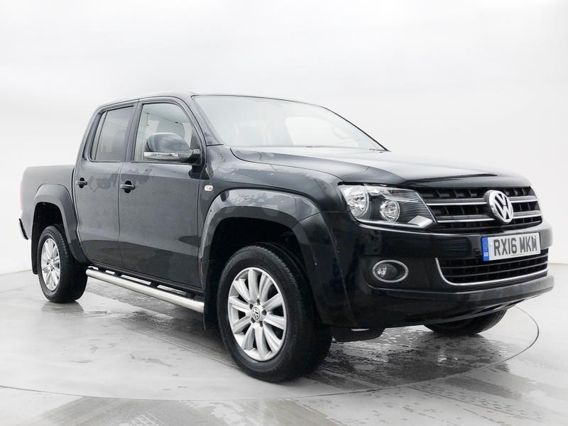 View our 2016 16 VOLKSWAGEN AMAROK 2.0 DC TDI HIGHLINE 4MOTION 1d AUTO 180 BHP