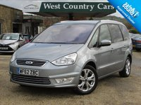 USED 2012 62 FORD GALAXY 2.0 TITANIUM TDCI 5d AUTO 161 BHP Only 1 Private Owner From New