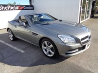 2014 MERCEDES-BENZ SLK 2.1 SLK250 CDI BLUEEFFICIENCY 2d AUTO 204 BHP AMG SPEC £12875.00