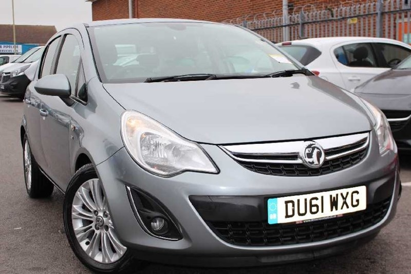 View our 2011 61 VAUXHALL CORSA 1.4 SE 5dr Hatchback