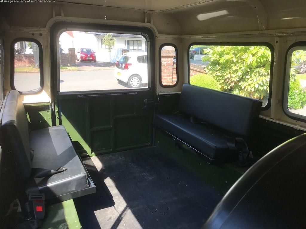 LAND ROVER 109 at Click Motors