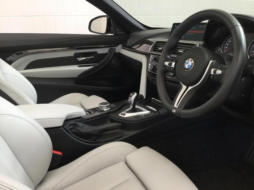BMW 4 SERIES at Click Motors