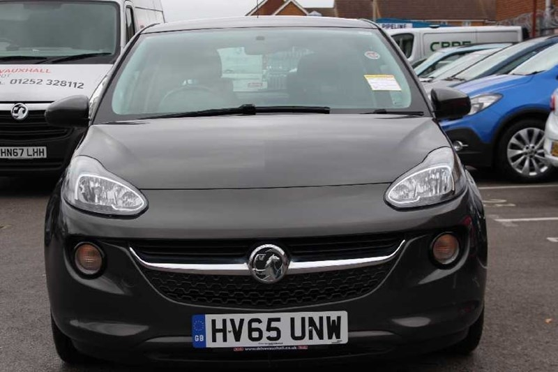 VAUXHALL ADAM at Click Motors