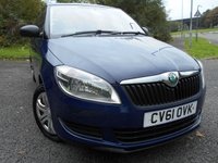 2011 SKODA FABIA 1.2 S TSI DSG 5d AUTO 103 BHP ** 1 OWNER FROM NEW , AUTOMATIC, YES ONLY 47K , OUTSTANDING** £5495.00
