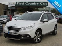 USED 2015 65 PEUGEOT 2008 1.6 BLUE HDI S/S ALLURE 5d 120 BHP Spacious Family Car