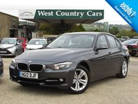 USED 2012 12 BMW 3 SERIES 2.0 320D SPORT 4d 184 BHP Low Mileage Executive Saloon