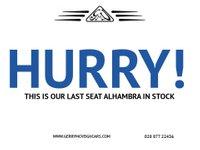 2017 SEAT ALHAMBRA