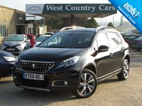 USED 2016 66 PEUGEOT 2008 1.6 BLUE HDI S/S ALLURE 5d 120 BHP Practical Family Car