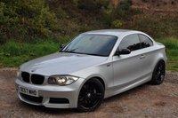 2008 BMW 1 SERIES 3.0 135I M SPORT 2d 302 BHP £SOLD