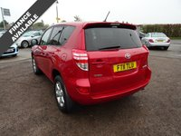 USED 2011 11 TOYOTA RAV4 2.2 XT-R D-4D 5d 150 BHP TOYOTA SERVICE STAMPS   VOICE COMMAND    AUTO LIGHTS