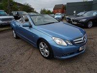 2011 MERCEDES-BENZ E CLASS 2.1 E250 CDI BLUEEFFICIENCY SE 2d AUTO 204 BHP £12990.00