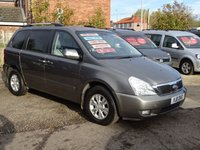 2011 KIA SEDONA 2.2 2 CRDI 5d AUTO WHEELCHAIR ACCESS WAV £8995.00