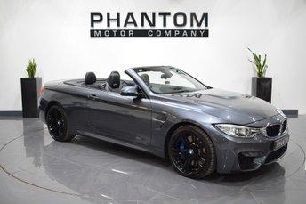 2015 BMW 4 SERIES 3.0 M4 2d 426 BHP £34990.00