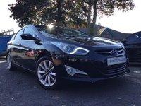 2012 HYUNDAI I40 1.7 CRDI 136 STYLE 4DR AUTOMATIC £7290.00
