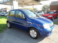 USED 2009 58 FIAT PANDA 1.1 ACTIVE ECO 5d 54 BHP 5 SERVICE STAMPS