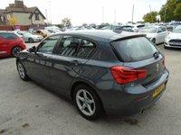 USED 2015 15 BMW 1 SERIES 1.5 116D ED PLUS 5d 114 BHP