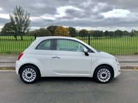 2015 FIAT 500 1.2 LOUNGE 3d 69 BHP £7495.00