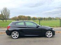 2014 BMW 1 SERIES 2.0 116D M SPORT 3d 114 BHP £10795.00