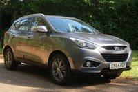 2014 HYUNDAI IX35 1.7 SE NAV CRDI 5d 114 BHP £SOLD