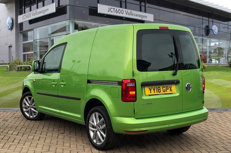 VOLKSWAGEN CADDY at Click Motors