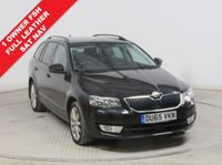 USED 2015 65 SKODA OCTAVIA 1.6 SE L TDI DSG 5d AUTO 109 BHP With only 1 Owner, Full History, having been serviced in April 2017 at 20,083 miles and October 2018 at 33,404 miles and with an MOT until 4th October 2019 this car is a stunning Skoda Octavia SE L with Sat Nav, Full Leather, Heated Seats, Leather Multi Functional Steering Wheel, Front & Rear Parking Sensors, B'Tooth, Cruise Control, Alloy Wheels and comes with a Free Warranty. Nationwide Delivery Available. Finance Available at 9.9% APR representative.
