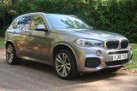 2015 BMW X5 2.0 XDRIVE25D M SPORT 5d AUTO 215 BHP £31000.00