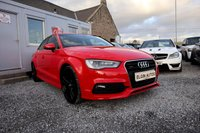 USED 2015 65 AUDI A3 S Line Quattro 2.0 TDI S Tronic 4dr (184 bhp ) One Owner From New High Spec Example Scarce Quattro Model