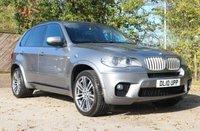 2010 BMW X5 3.0 XDRIVE40D M SPORT 5d AUTO 302 BHP £13450.00