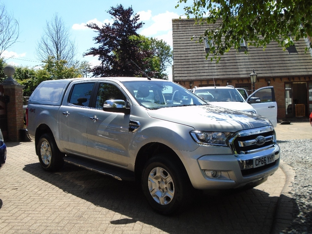 View our 2017 66 FORD RANGER  2.2 TDCi Limited 2 Double Cab Pickup 4x4 4dr (EU6)