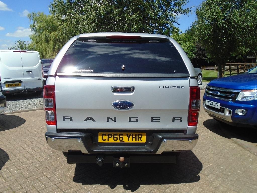 FORD RANGER at Click Motors