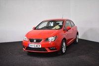 USED 2015 15 SEAT IBIZA 1.4 TOCA 3d 85 BHP