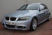 USED 2009 59 BMW 3 SERIES 2.0 318D M SPORT 4d 141 BHP FULL SERVICE HISTORY