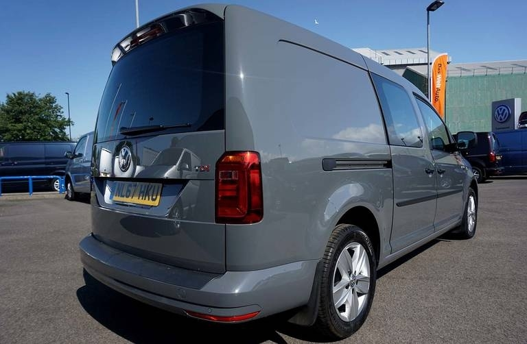 VOLKSWAGEN CADDY MAXI at Click Motors