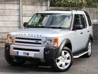 USED 2006 06 LAND ROVER DISCOVERY 2.7 3 TDV6 HSE 5d 188 BHP FULL SERVICE HISTORY/SUNROOF