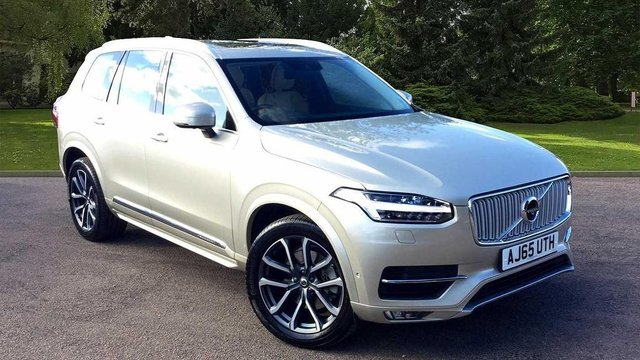 View our 2015 65 VOLVO XC90 Volvo XC90 II D5 INSCRIPTION 2.0 5dr