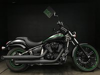 USED 2015 15 KAWASAKI VN900 CUSTOM. 2015. FSH. 1 OWNER. 1500 MILES. LOUDER EXHAUST.