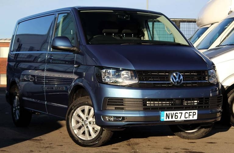 View our 2017 67 VOLKSWAGEN TRANSPORTER  2.0 TDI BMT 102 Highline Van Euro 6