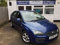 USED 2006 56 FORD FOCUS 1.6 ZETEC CLIMATE 5d 100 BHP 71K 2OWNERS ALLOYS 5SPD AIR/CON EXCELLENT CONDITION