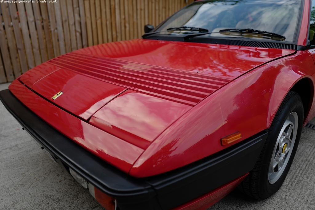 View our 1982 FERRARI MONDIAL Ferrari Mondial 2.9 2dr
