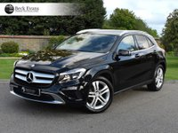 USED 2014 14 MERCEDES-BENZ GLA-CLASS 2.1 GLA200 CDI SE EXECUTIVE 5d 136 BHP