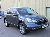 2010 HONDA CR-V 2.0 I-VTEC ES 5d AUTO 148 BHP £8995.00