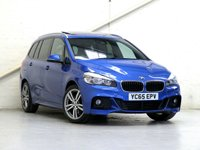 2015 BMW 2 SERIES 2.0 218D M SPORT GRAN TOURER 5d AUTO 148 BHP [7 SEATS] [HUGE SPEC] £17873.00