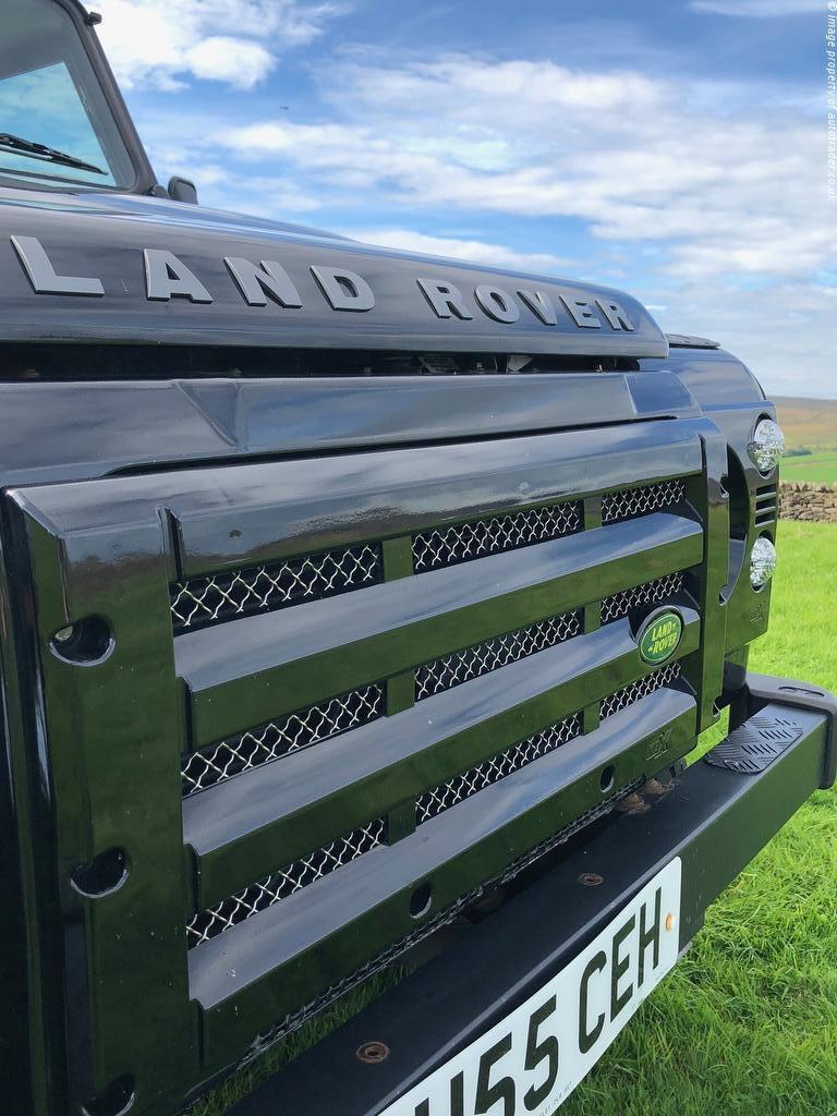 LAND ROVER DEFENDER at Click Motors