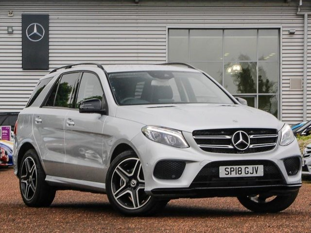 View our 2018 18 MERCEDES-BENZ GLE-CLASS Mercedes-Benz GLE 250d 4Matic AMG Line 5dr 9G-Tronic 2.2