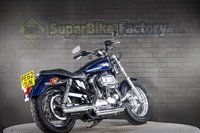 USED 2013 62 HARLEY-DAVIDSON SPORTSTER 1200cc CUSTOM XL C SPORTSTER GOOD & BAD CREDIT ACCEPTED, OVER 500+ BIKES IN STOCK
