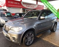 USED 2013 13 BMW X5 3.0 XDRIVE40D M SPORT AUTO 302 BHP 7 SEATER *ONLY 63,000 MILES*