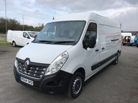 2015 RENAULT MASTER LM35 BUSINESS ENERGY 2.3 DCi 165  LWB H2 L3  £SOLD