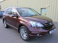 2011 HONDA CR-V 2.2 I-DTEC EX 5d AUTO 148 BHP £11495.00